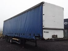 40' & 20' Curtain sider