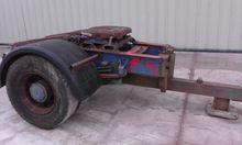 Trailer dolly & trailer axles
