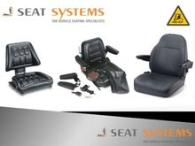FORKLIFT SEATS & SEAT BELTS FOR