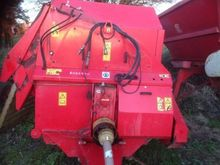 Taarup 856 Straw Blower