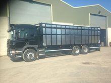 Livestock Truck  Bodies