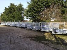 Used Car trailers Tu