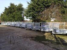 Car trailers Tuffmac Ifor Willi