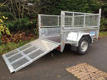 dale kane 6x4  fully welded tra