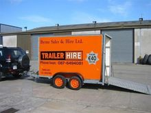 Trailer Hire From Byrne Trailer