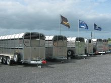 pro trailers  nugent  livestock