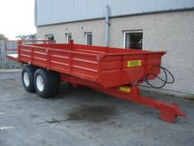 Woods tipping trailer