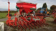 Harrows, Drills, Grass Seeders