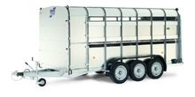 New TA510 14' Ifor Williams Liv