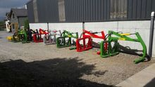 Used silage grabs in