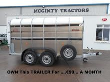 Nugent 12x6 Cattle Trailer Your