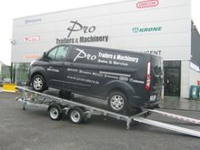 pro trailers car transporter tr