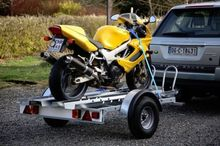 New Motorcycle & Quad Trailer 5