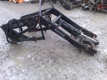Quicke 3260 Loader For Ford 781