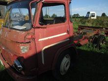 MAN LE French Vintage Truck Sav