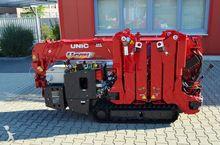 Used 2017 UNIC URW-2