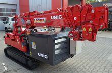 Used 2017 UNIC URW-3