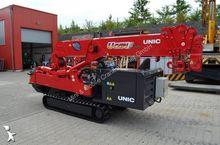 Used 2017 UNIC URW-5