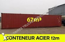 ABL Conteneur Occasion 12m Acie