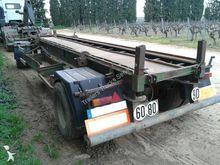 Used 1981 Fruehauf i