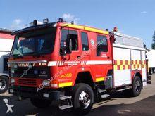 1991 Volvo Doka 4x4 Feuerwehr T