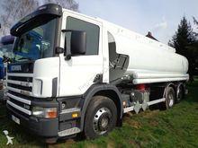 Scania MAGYAR  114 340 6x2