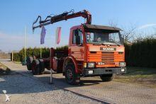 1990 Scania 93M250