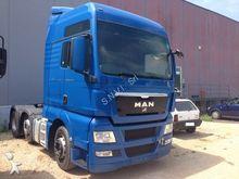 Used 2010 MAN TGX 26