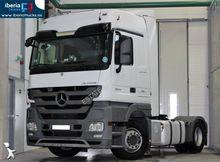 2011 Mercedes Actros stdrd trct