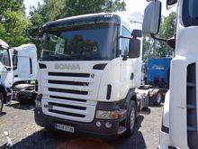 Scania R 380 MANUAL RETARDER EU
