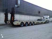 Lider Lowbed ( 4 Axles - 70 Ton