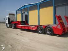 Lider Lowbed ( 2 Axles - 40 Ton