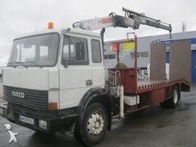 1989 Uic stdrd fltbed truck - 4