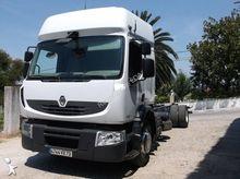 2010 Reult Premium chssis truck