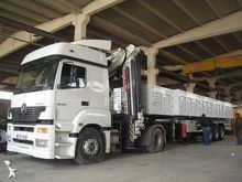 Used Lider FLATBED S