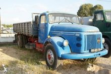 1966 Volvo N88 two-wy side tipp