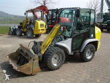 2012 Kramer 350, Allrad, hydr.