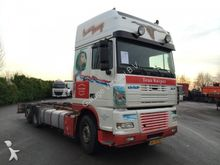 2003 DAF FAR XF95.530 Euro3