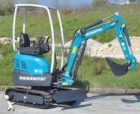 2015 New Messersi M 13 mii excv