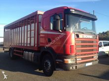 2003 Scania 124 420 BETAILLERE