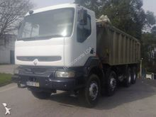 2004 Reult tipper truck 4x4 Eur