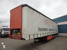 1997 Pacton 3-AXLE CURTAINSIDE