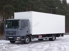 Used MAN TGL 12.180