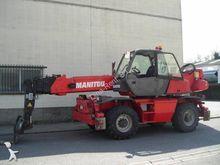 Used Manitou MRT 254