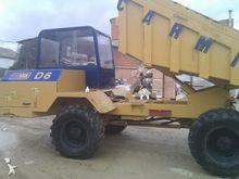 2007 Crmix D 6 rigid dumper 4x4