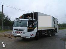 Poticelli wste collectio truck