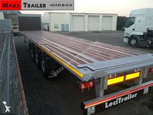 Used Lecitrailer PLA
