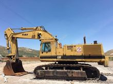 1989 Caterpillar 245 BME SERIE