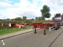 2002 Schmitz Cargobull 3-Axle M