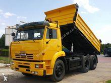 2005 Kmz 65115 tipper truck 6x4